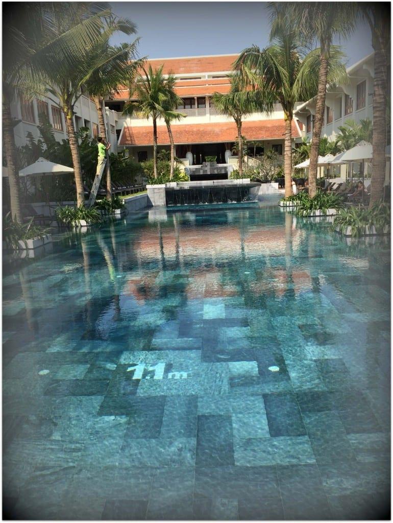 Alma Courtyard Hoi An Vietnam