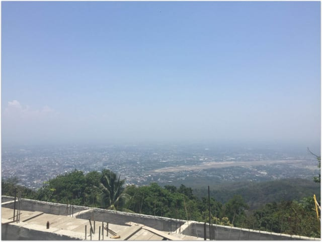 View from top of Doi Suthep