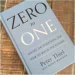 Zero to One and the Contrarian Question