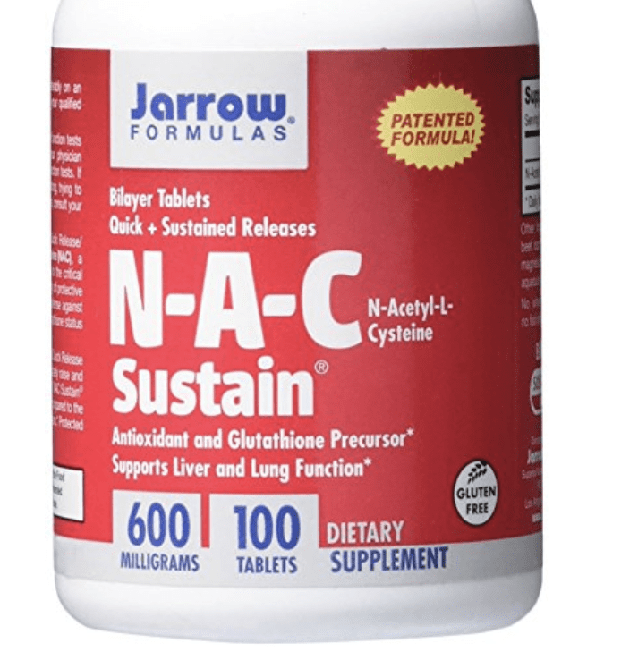 N-A-C for Depression and Anxiety