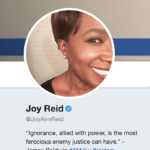 MSNBC Anchor Joy Reid Sued for Inciting a Hate Mob Against a Woman