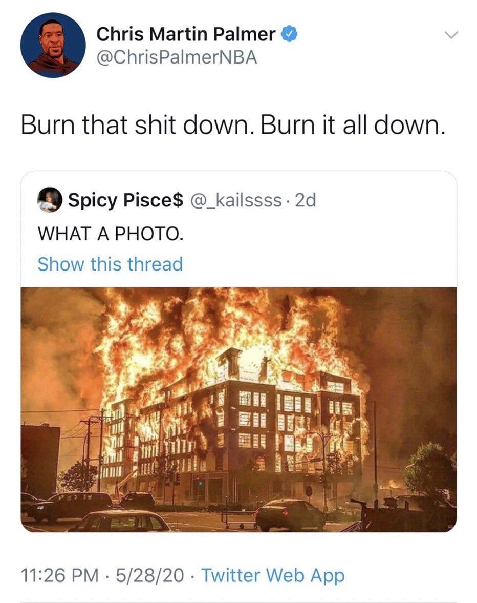 Burn It Down,